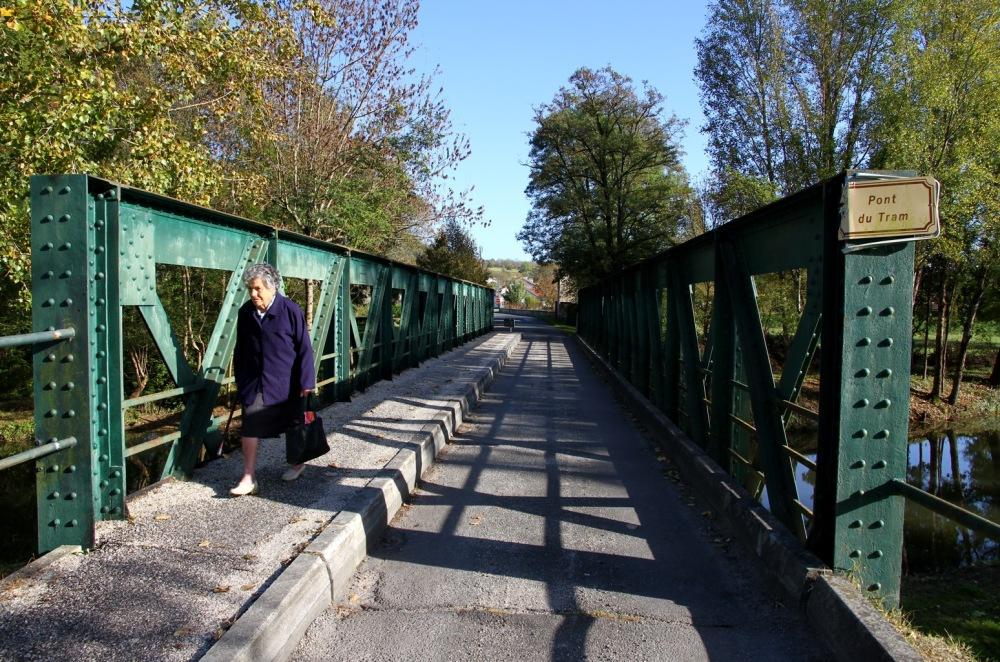 Le pont du Tram