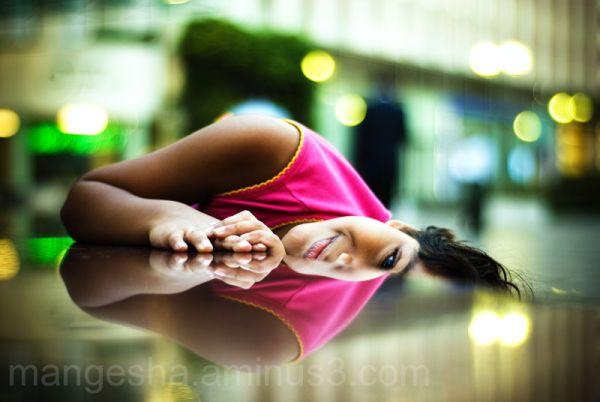 Tisya: Hiding from camera