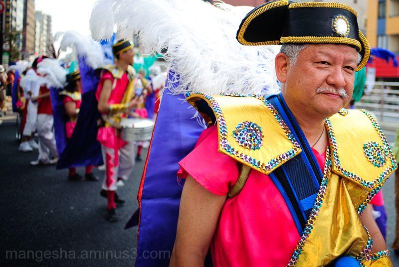Samba Festival in Asakusa - II