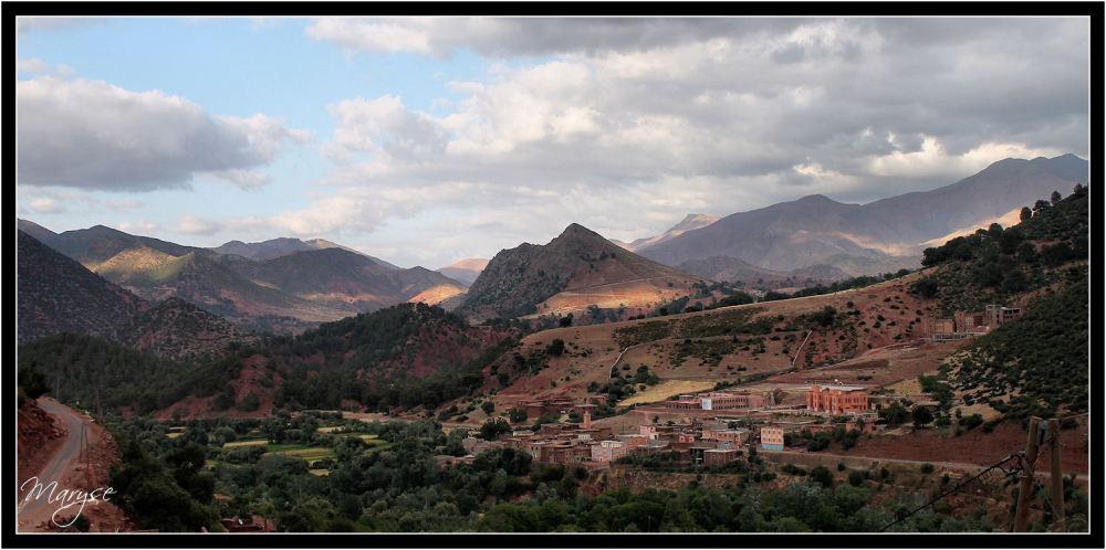 Cap sur Ouarzazat