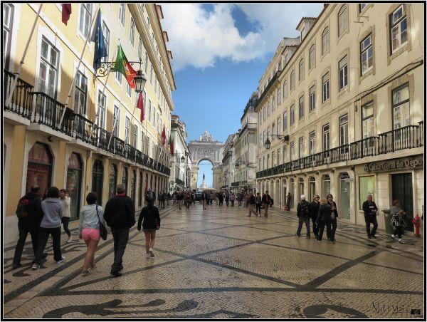 Promenade dans Lisbonne