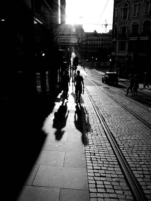 Rua dos figuras