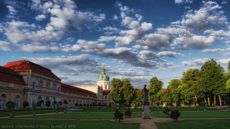 charlottenburg palace garden