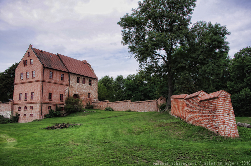 Old Castle of Penzlin