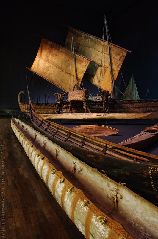 polynesian ships