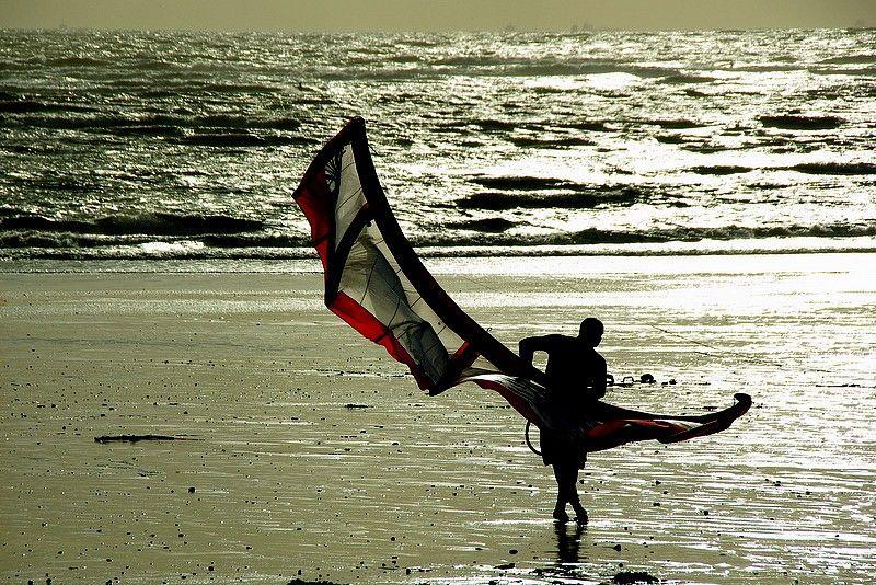 Danse sous le vent