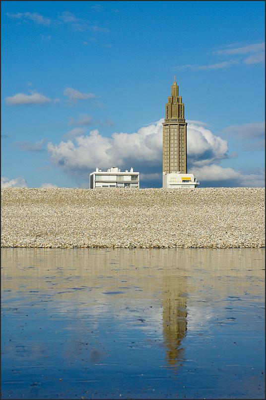 Le clocher de Saint-Jo