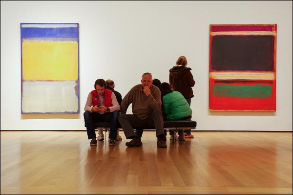 Rothko et ses frères