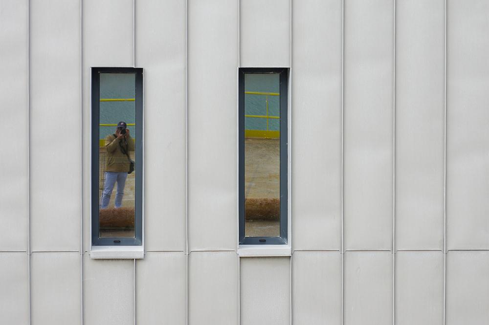 L'oeil à la fenêtre