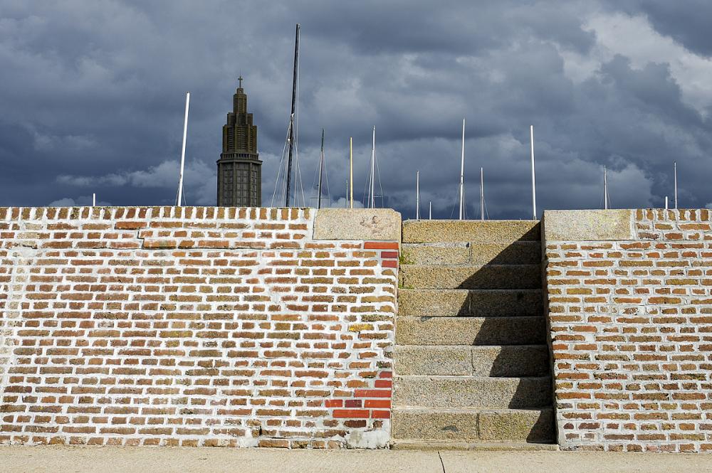 L'escalier du Paradis ?