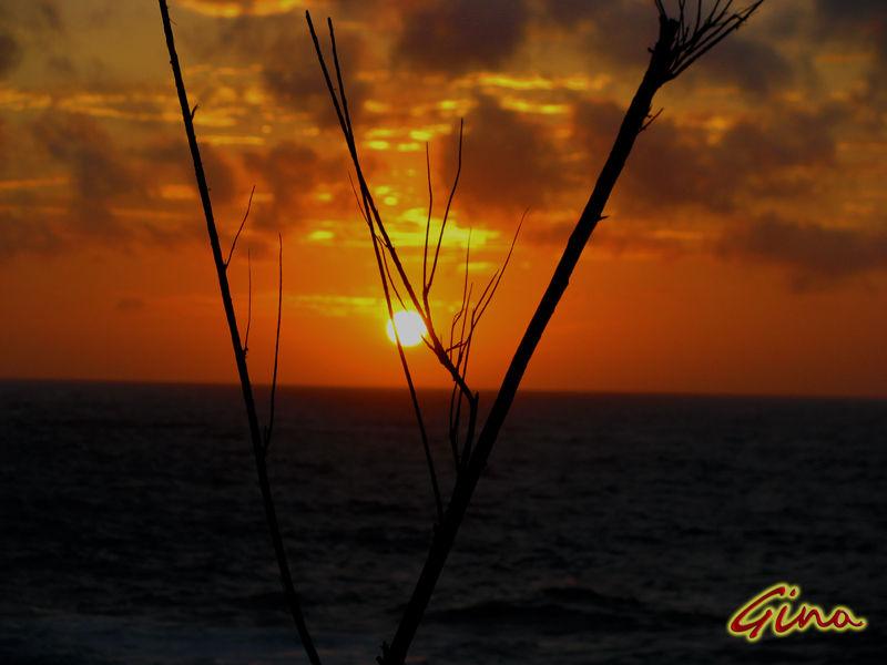 L'ora del tramonto
