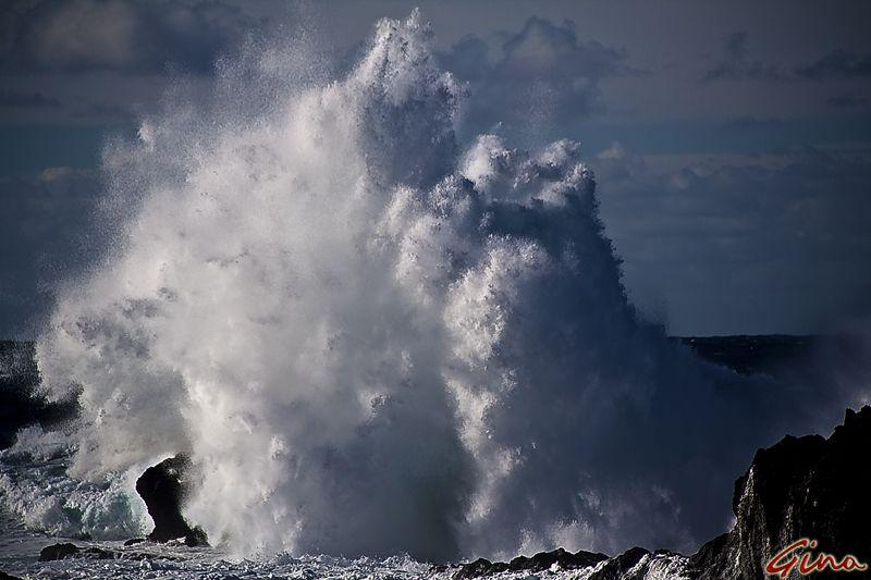 Esplosione d'acqua