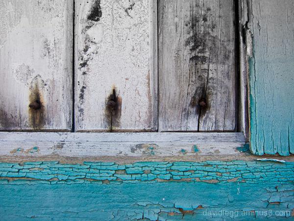 Detail: Firehouse Door