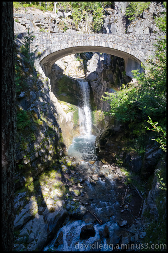 Christine Falls, Mt. Rainier National Park, Washin