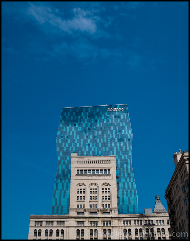 Roosevelt University Building, Chicago