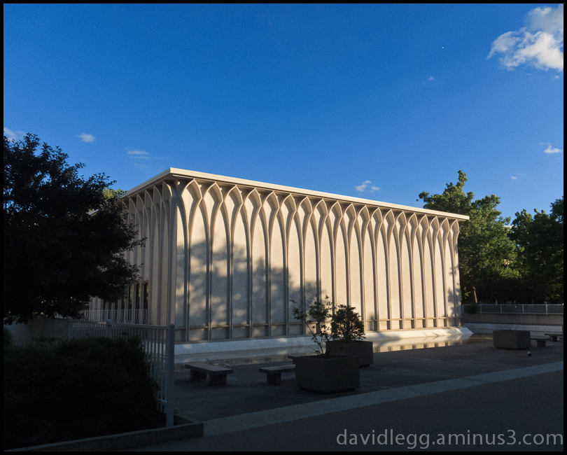 Helen DeRoy Auditorium, Wayne State University, De