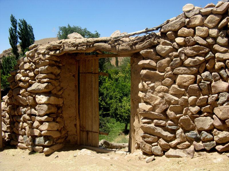 طبیعت زیبای روستای ینگجه نیشابور
