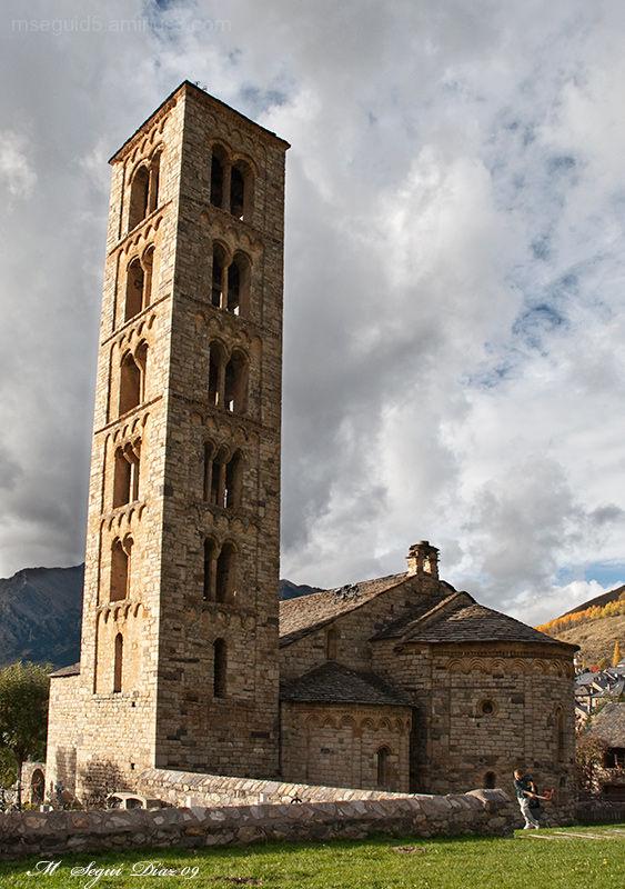 Iglesia de SanT Climent de Taüll
