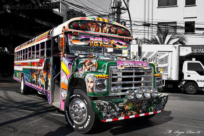 Autobus personalizado