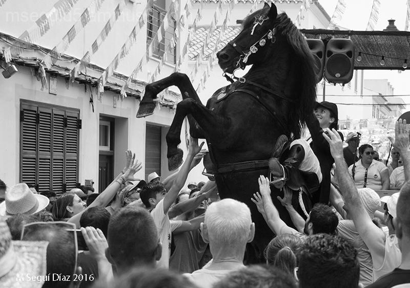 Fiestas des Migjorn (Menorca)