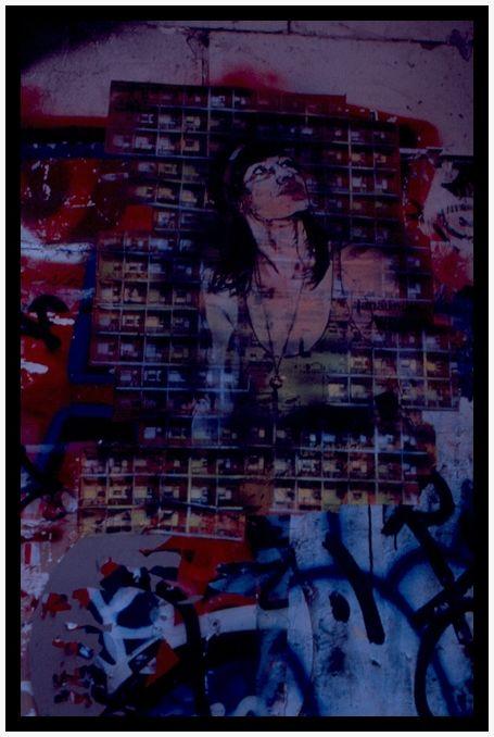 Tras la fachada (lo doméstico), París, 2009*