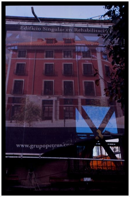 Rehabilitación Singular en Madrid (noviembre 2009)