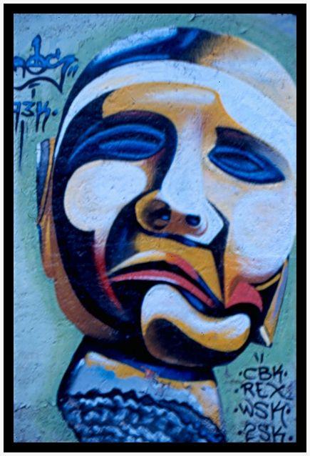 El arte urbano en México/L'art urbain au Mexique