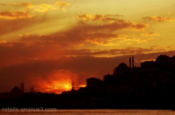 Skyline a Istambul