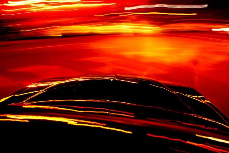 chrystler 300c fast motion fire