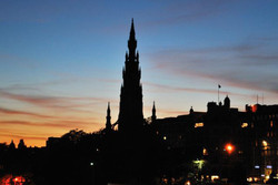 A Night at Edinburgh