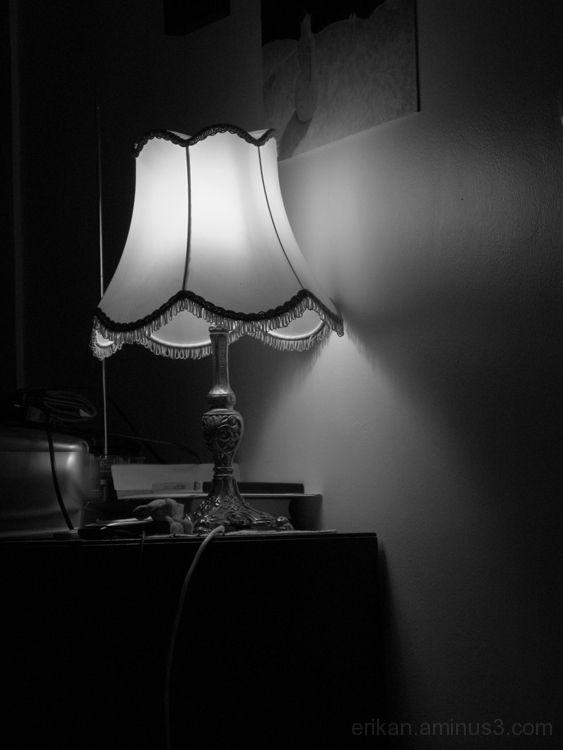 Lamppu / A Lamp