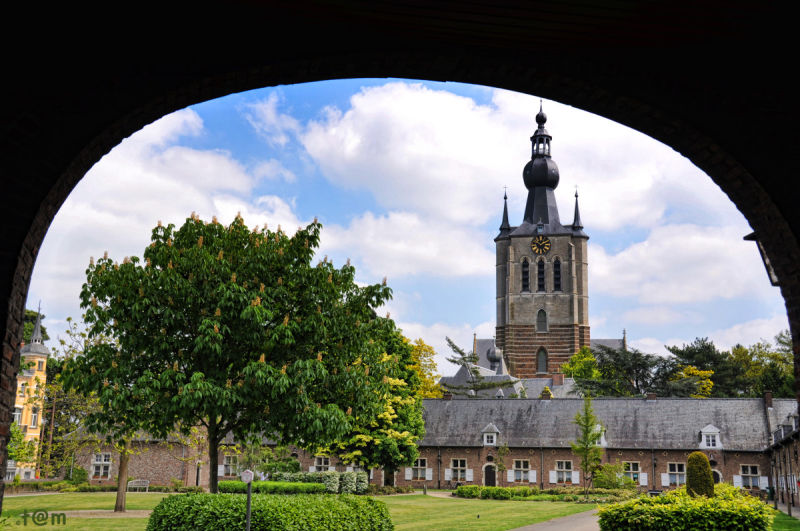 Aarschot Church Beguine convent