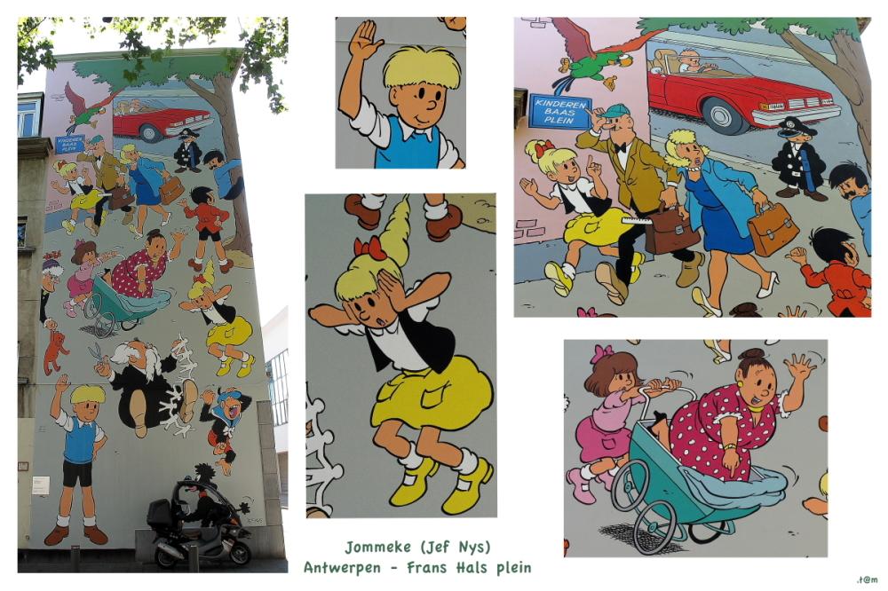 Comics Walls Antwerp 7/7