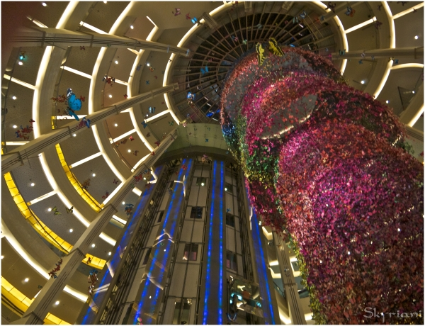 Pacific Place Mall, Jakarta