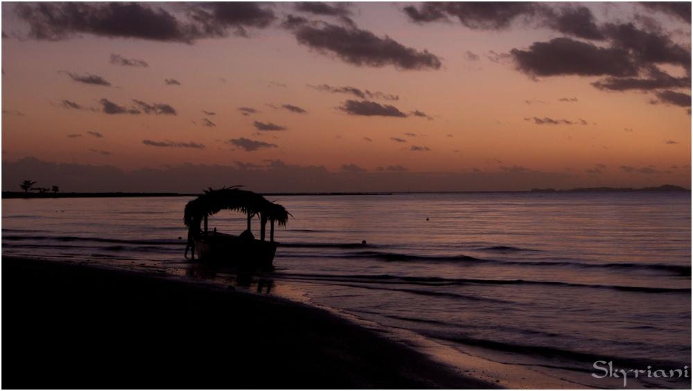 Fijian Sunset IV