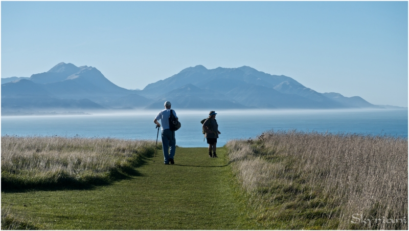 The Kaikoura Peninsular Walk
