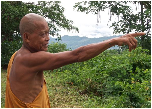 Chomphet Monk
