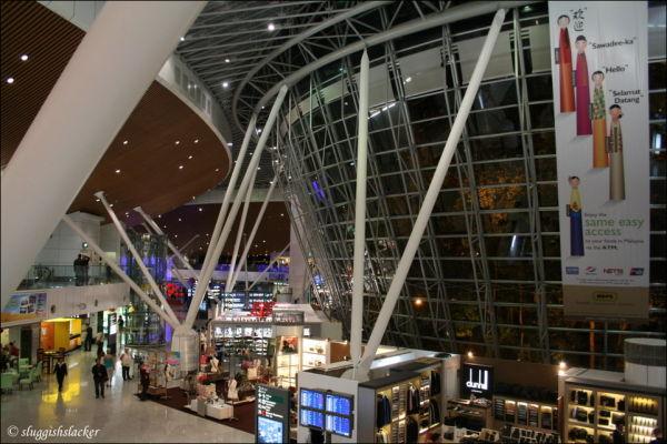 KLCC airport