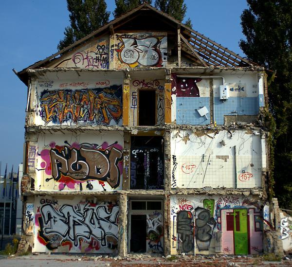 Halbes Haus