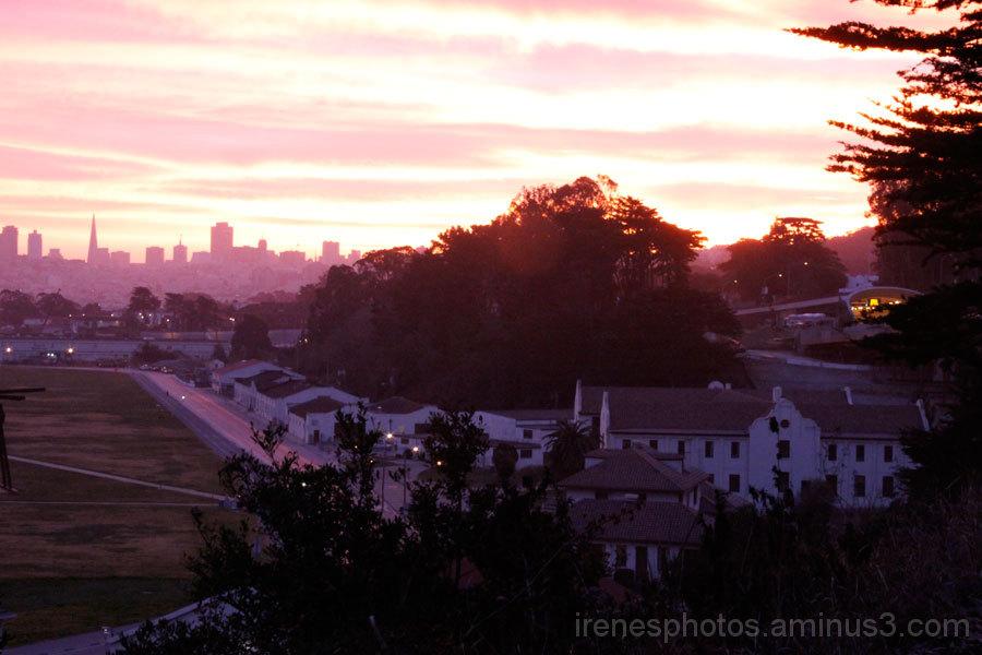 Sunrise 01/06/2014