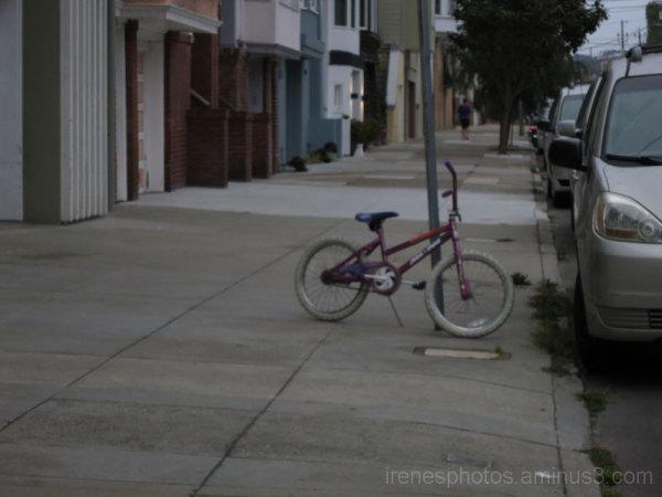 Bike Resting