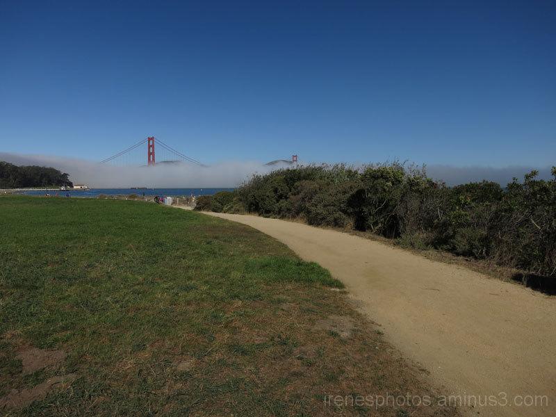 Foggy Bridge on 10/05/14 #2