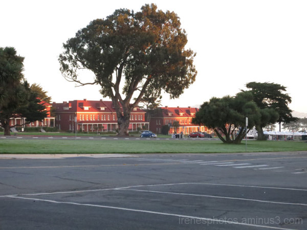In The Presidio on October 12, 2014