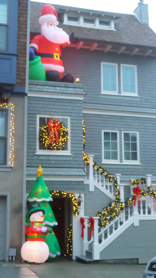 Santa Didn't Miss This House