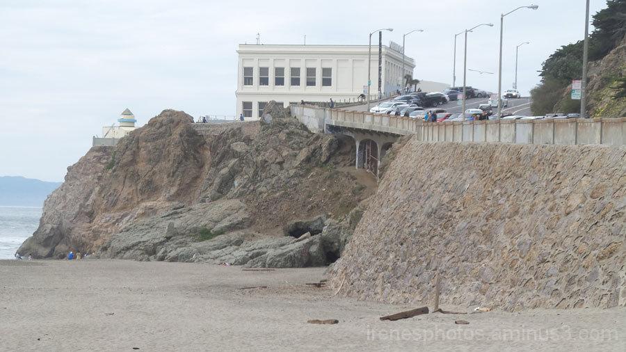 Ocean Beach on March 13, 2015