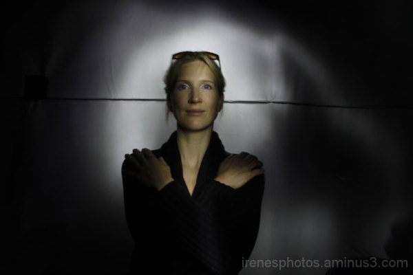 Light Source: Flashlight