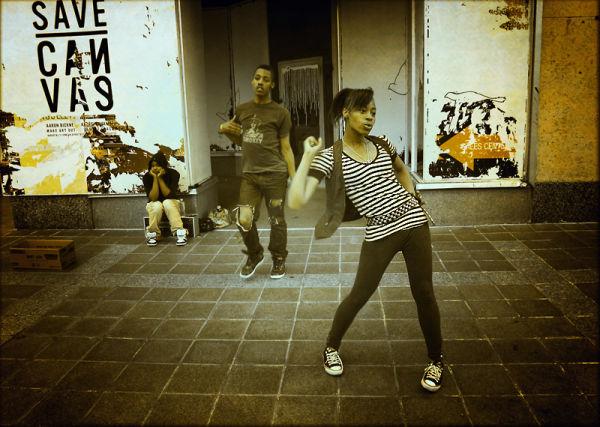 - inner city groove