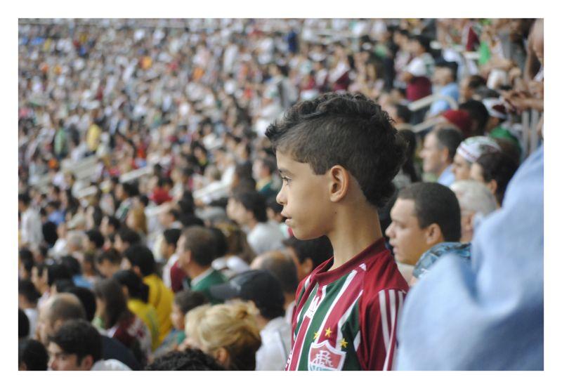 Rio futbol game
