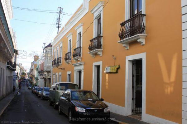puerto rico san juan calle street