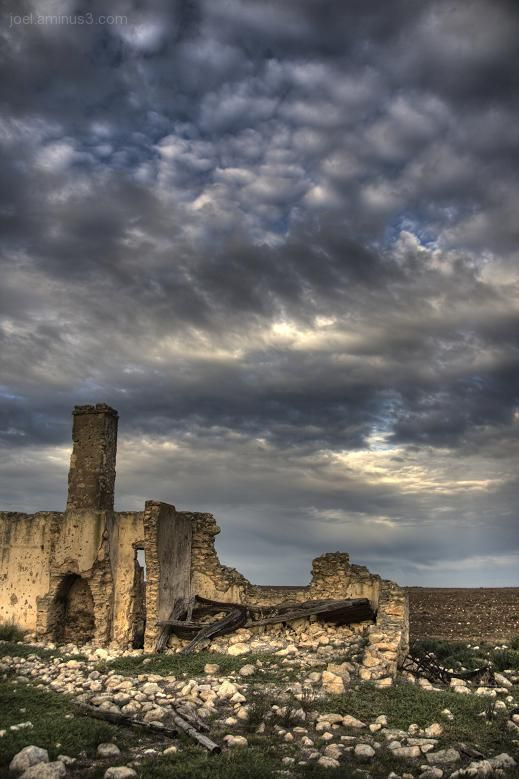 Ruins of Wellington